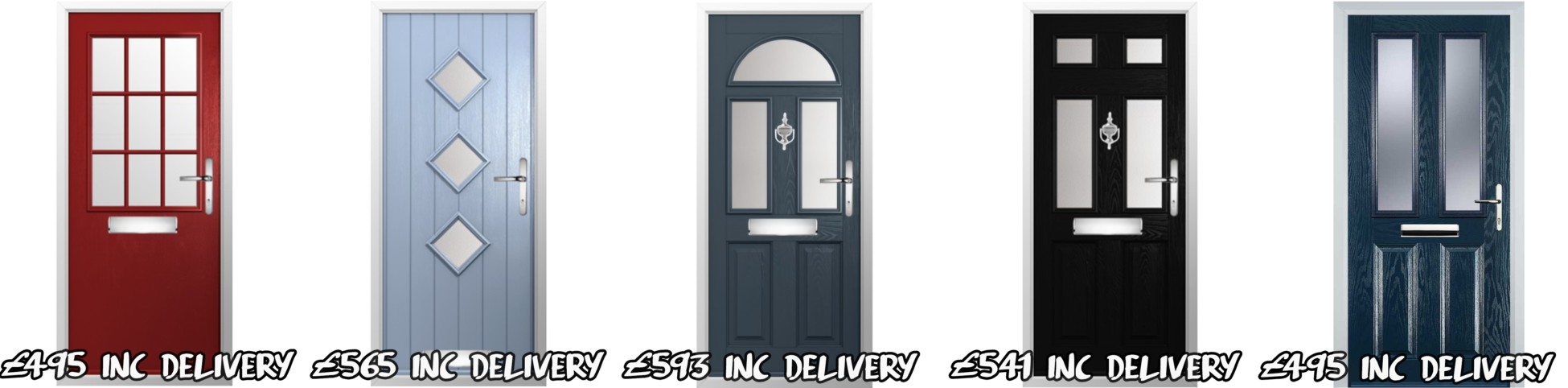 Door Stop Composite Door Offer