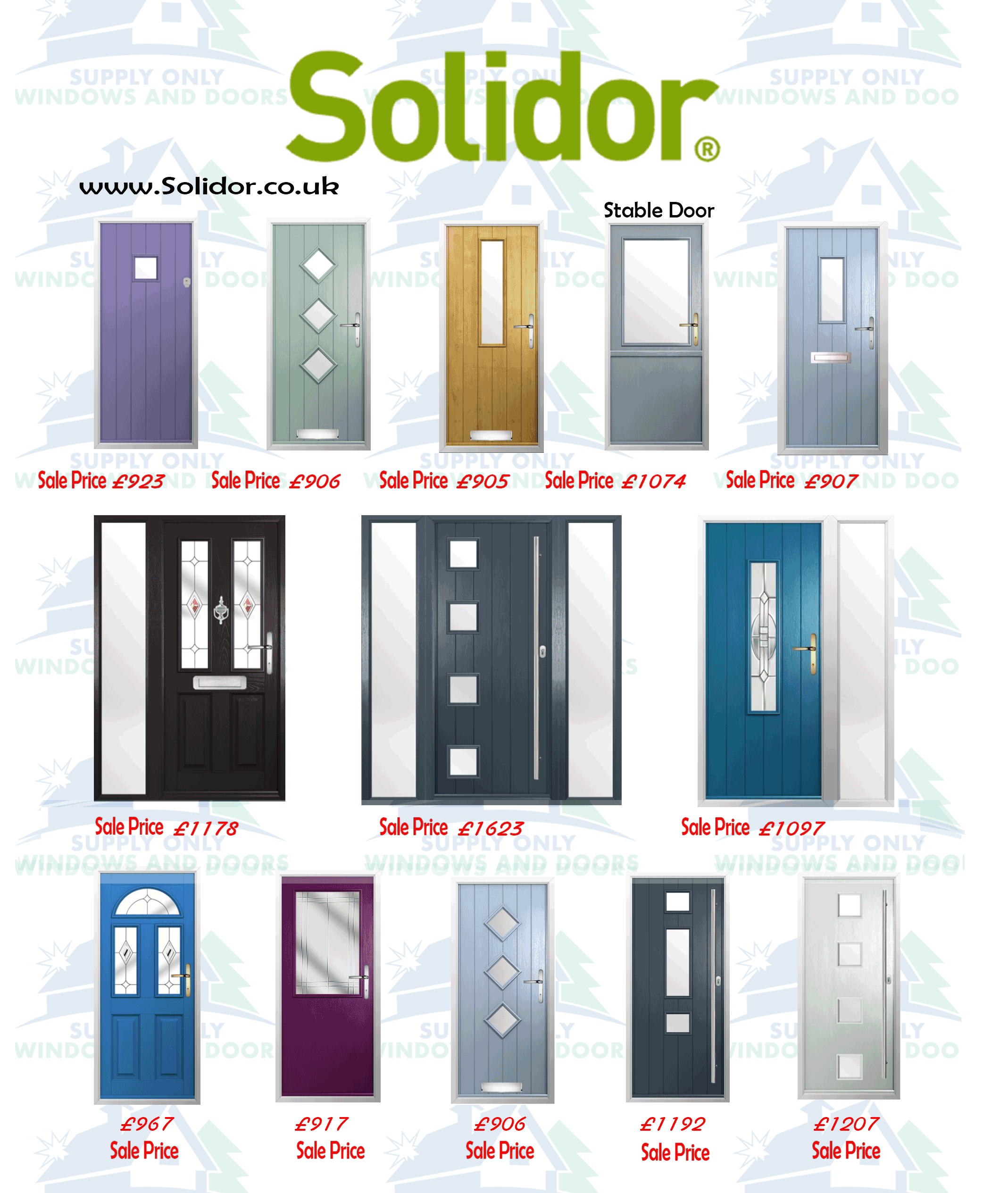 Solidor Door Installation
