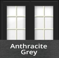 Anthracite Grey Windows