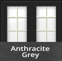 Anthracite Grey Windows