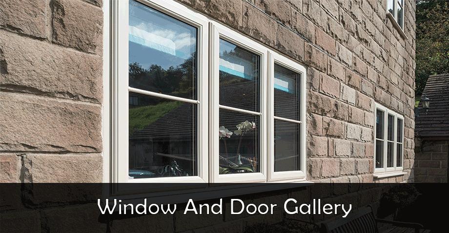 UPVC Window Gallery