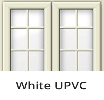 White UPVC Window Prices