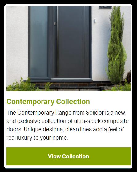Supply Only Solidor Doors