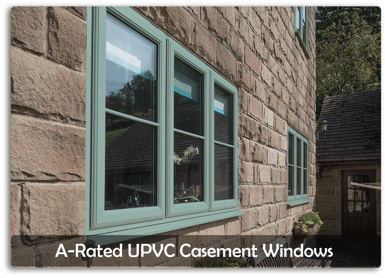 A-Rated Casement Windows