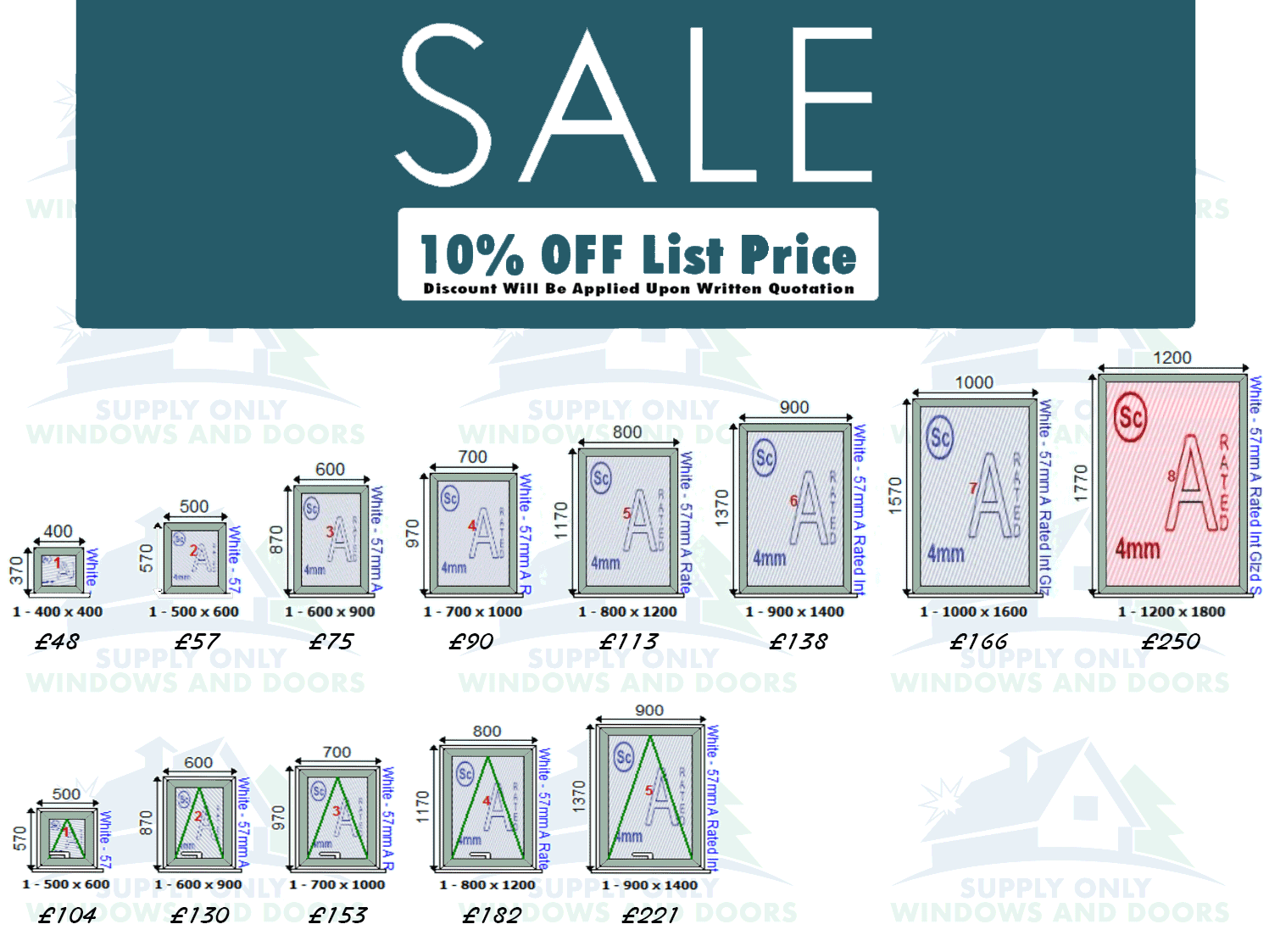 Window And Door Prices
