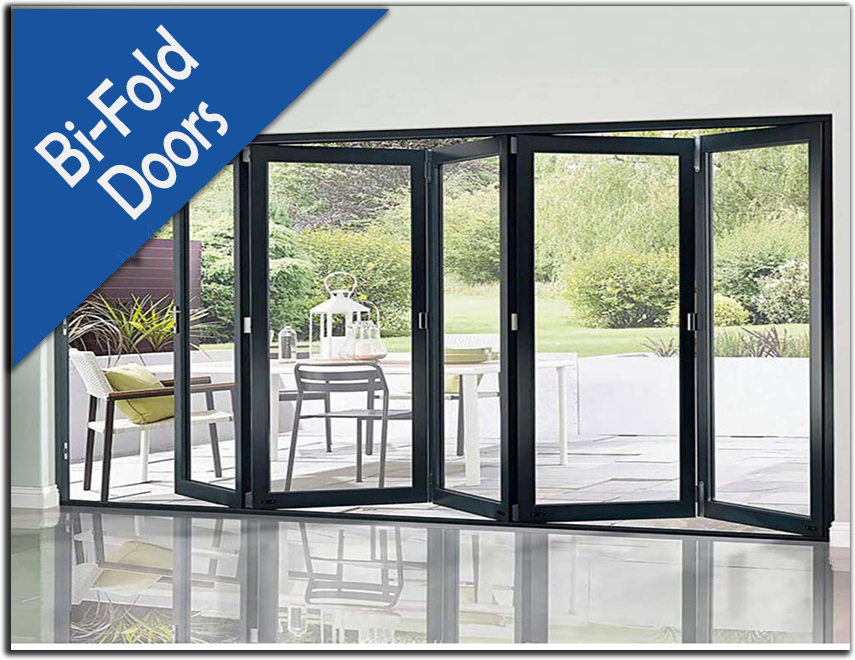 Supply Only Bi-Fold Doors
