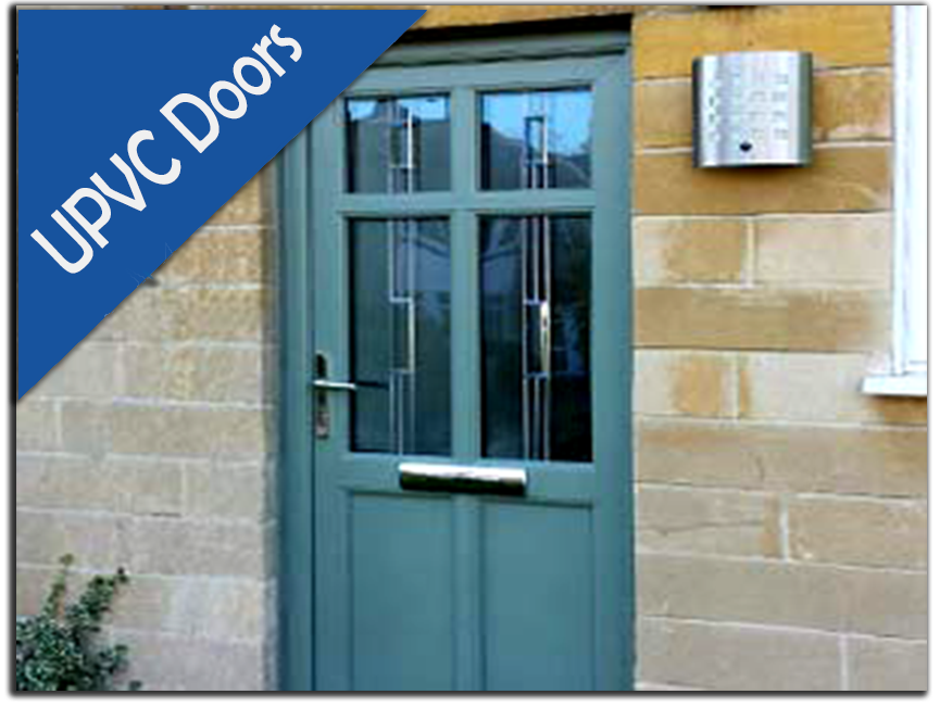 Supply Only UPVC Doors