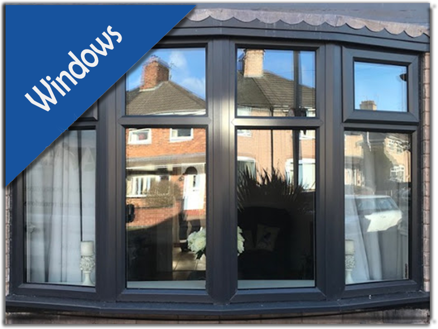 Supply Only UPVC Windows